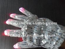 High Brightness Led Flashing Gloves