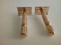 AIDEN--Double edge blade metal safety shaving razor supplier,men's shaving razor safety razor