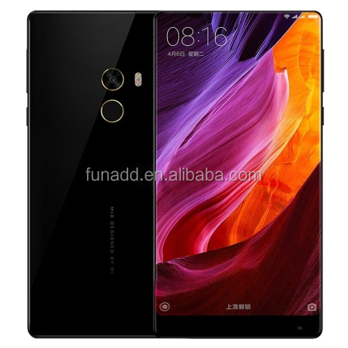 Xiaomi Mi mix MIX 6GB RAM 256GB ROM QC 3.0, 6.4 inch Ceramic Edgeless, Snapdragon 821 4G, NFC, WiFi, BT, GPS