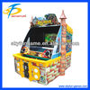 Best selling Happy Pitching 2 coin operated roulette game machine