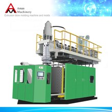 250L fully-automatic high-speed plastic pallet extrusion blow molding machine