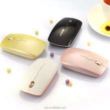Ultra slim bluetooth mouse for Mac Ipad