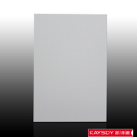 Chinese kaysdy series fire proofing aluminum composite panel