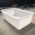 PE aquaculture square tanks wholesale