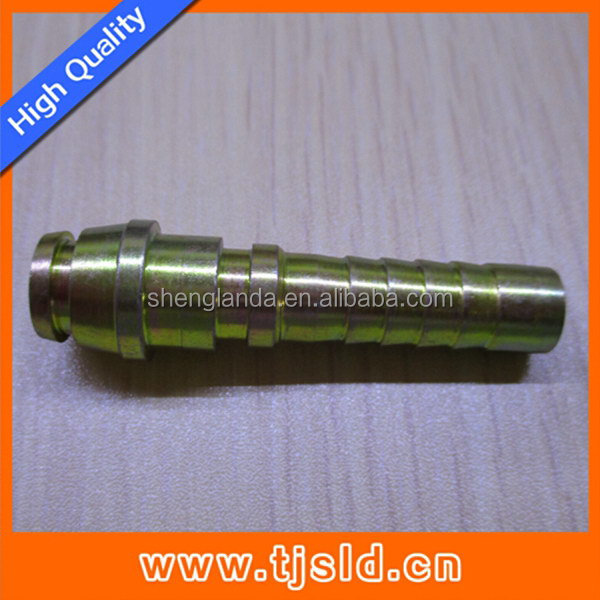 Newest hot sale manufacturer snap on hose fittings