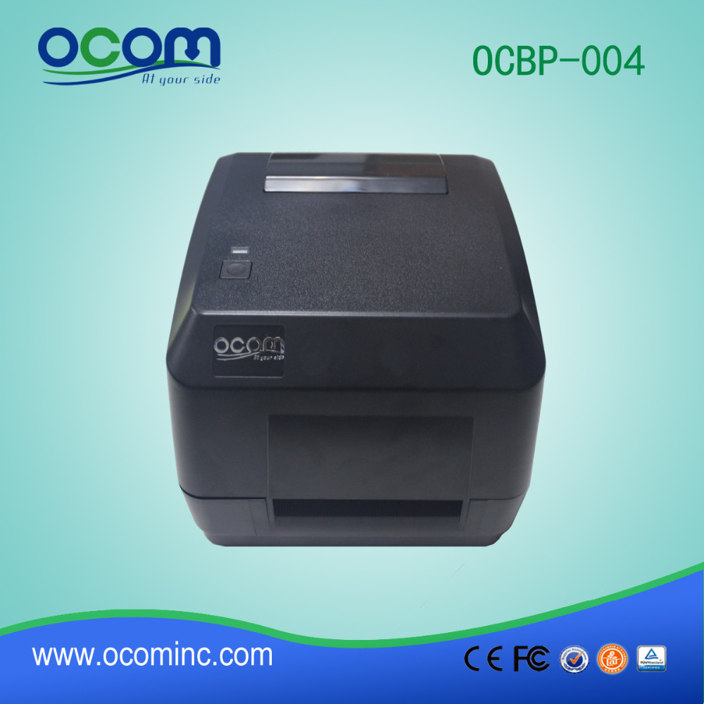 OCBP-004 high quality and good price roll label code bar printer for barcode printing made by Chinese factory