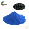 Bulk pure protein extract powder organic phycocyanin spirulina blue color