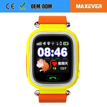Kids Q90 GPS Wrist Touch Screen WAP / GPRS / GPS / SOS Watch Mobile Phone Tracker Device for Kids Anti Lost