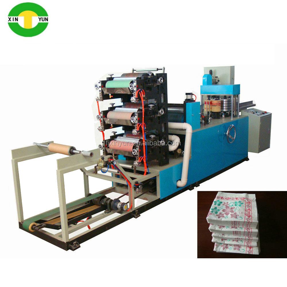 machine printed