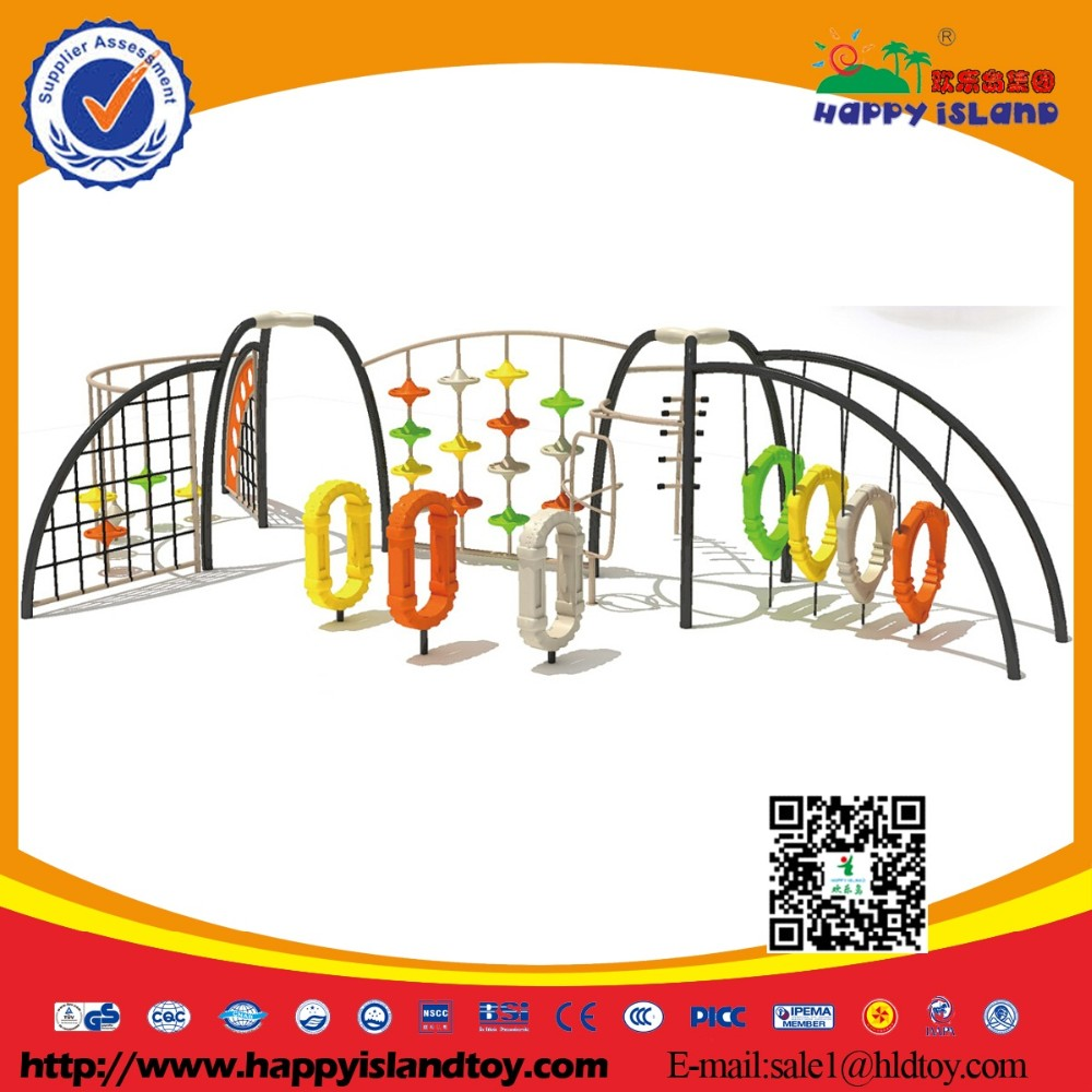 Kindergarten Amusement Park Outdoor Playground Gymnastic Equipment For Sale
