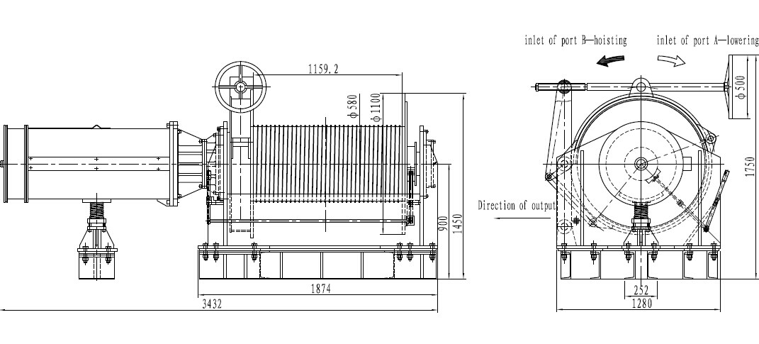 Ini Winches Electrical View Winches Electrical Ini