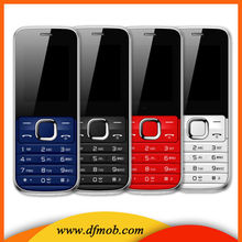 1.8 Inch Screen FM GSM Quad Band Unlocked GPRS Dual SIM Card MP3 Used Mobile Phones UK C301