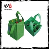 Colourful non woven shoe bag, black non woven fabric shopping bag, non-woven tote bag
