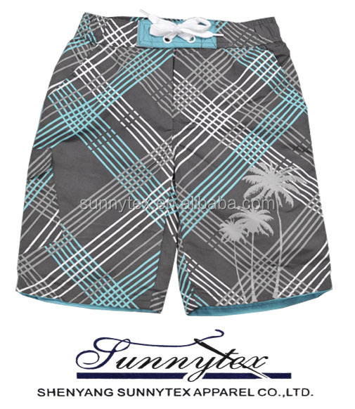 OEM Colorful man sexy beach cheap short pants