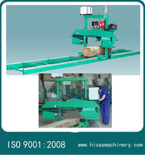 High quality Horizontal Band Saw Woodworking Machine Sawmill 620mm