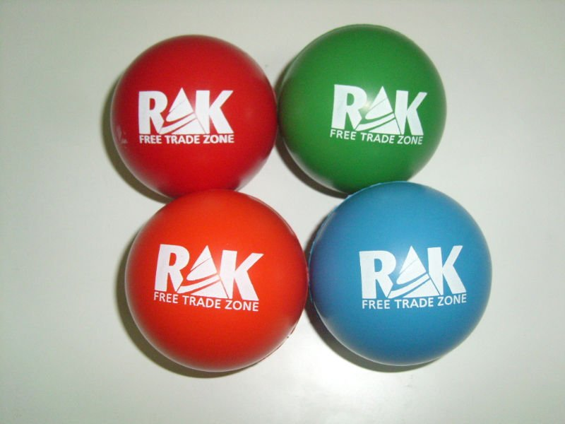 PU Rubber Stress Ball