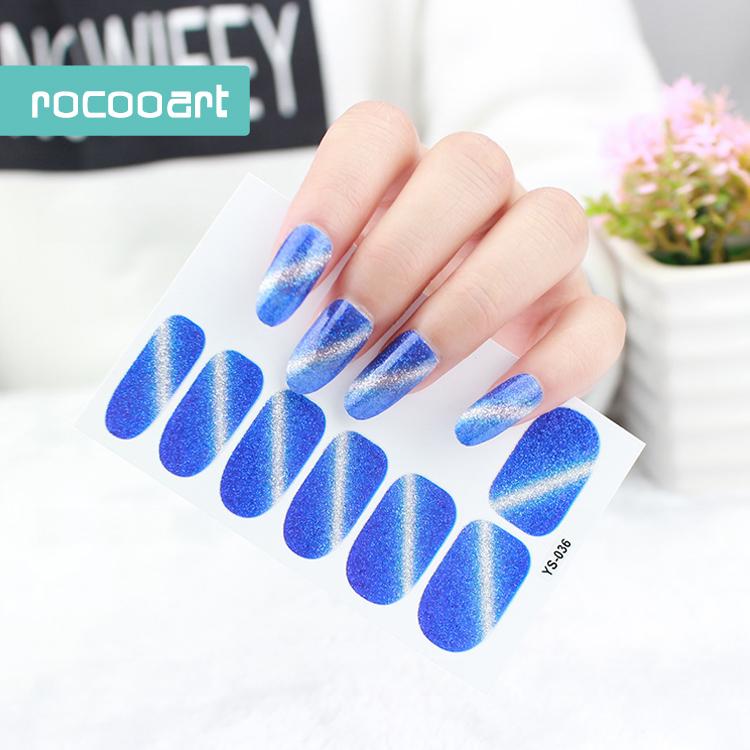 Wholesale glitter nail art sticker - Online Buy Best glitter nail ...