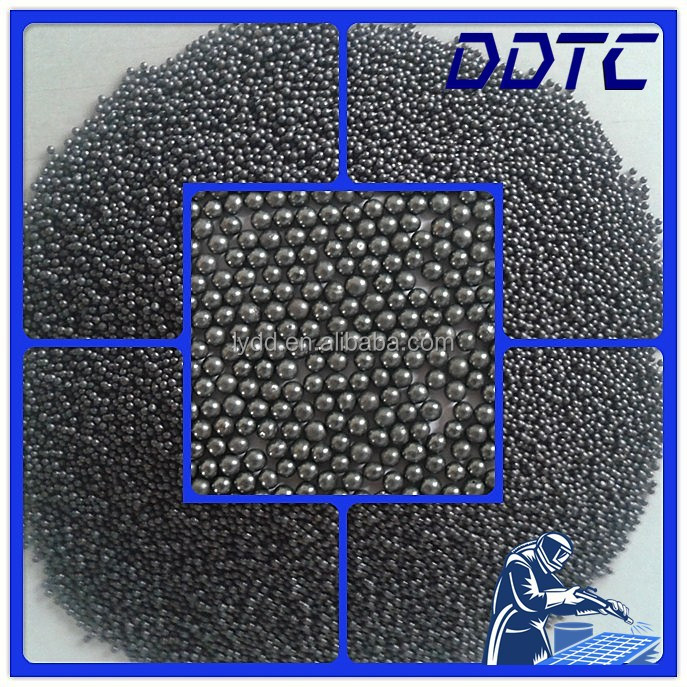 Durable Sandblasting Material Steel Shot Price of Abrasive Blasting Grains for North America Surface Treatment