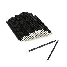 Free Sample Fiber Disposable Eyeliner Cosmetic <strong>Brush</strong>