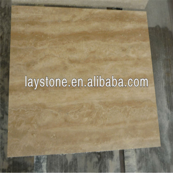 Elegant beige travertine tile lowes