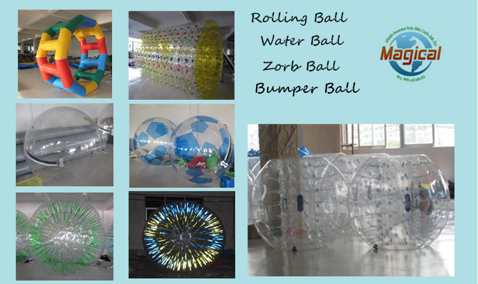 High quality PVC body zorb zorb ball bubble soccer ball body zorb