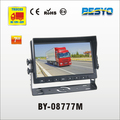 Truck and bus monitor rearview HD 7 inch TFT monitor BY-C08777M