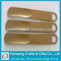 custom made plastic shoe horn from Honseng