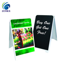 Factory Price Trade Show Poster Board Display Stands