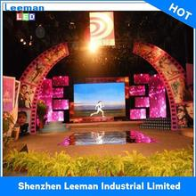 p5.95 p6.67 p5 p6 p8 p10 rental cabinet advertising screen stage led display LED Downlight with COB or SMD LEDs