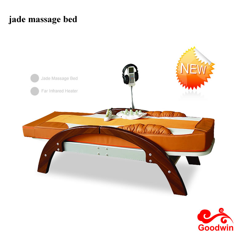 Wholesale Price korea Thermal Jade Massage Portable Bed GW-JT09