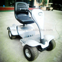 Designer OEM Single seat golf buggy for sale with CE certificate,Curtis controller