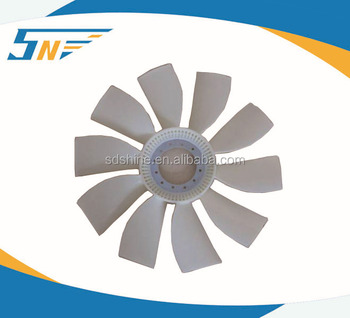 Weicha WD615 Truck engine Radiator Fan Plastic fan 612600060215