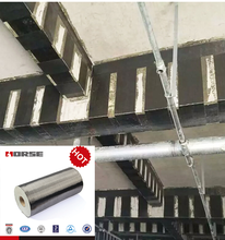 HM carbon fiber sheets & fabric for reinforced concrete structure and masonry building