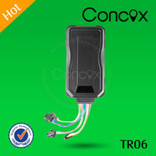 Concox Direct Manufacturer TR06 GPS Vehicle Tracker Real-time Tracker with Free Cell Phone Tracking Software