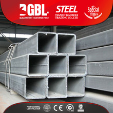 latest building materials 75x75 tube square pipe /square tube 100x100