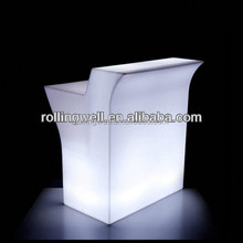 lighted up Movable Led Bar Counter ,Glow Led Mobile Bar,led bar furniture,led bar counter event-furniture