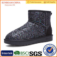 winter boots for women Unique design Winter fashion women snow boots