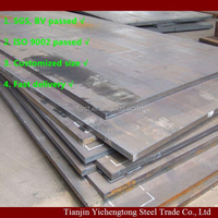 Low alloy high strength steel plate S275JR