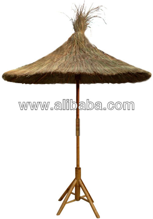 Tropical Real Thatch Roof,Thatched Patio Umbrella With Cover. Thatch Reed  Cover,Palm Leaf,Seagrass,Straw,Coconuts   Buy Bamboo Beach.thatch Umbrella  ...