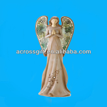 praying resin desert angel figurine
