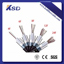 Unitube light-armored fiber optic recycling cable specification gyxtw fiber optical cable optical audio cable