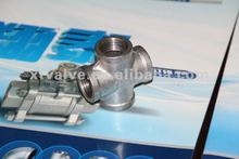 Stainless Steel Cross NPT Pipe Connector S316