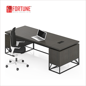 Import metal material germany style office furniture ceo executive table