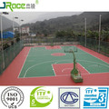 offer site construction plastic outdoor basketball court floor outdoor playground plastic material