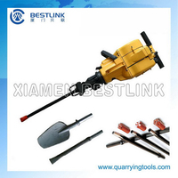 Export top quality Ground hole drilling machines for quarry drill
