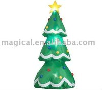 Inflatable christmas tree/ tree deocration / christmas decoration indoor