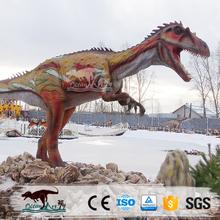 OAZ3139 Outdoor high quality dinosaur king model for park decoration