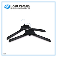 3328,wholesale slim line plastic hanger,hanger hook,used clothes hangers