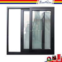 Australia USA standard GOOD QUALITY aluminium glazing channel window