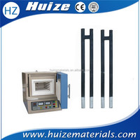 Large Infrared Radiation Rate Oven H shape SIC 1400C Heating Element